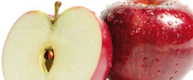 Apple a Healthy Fruit Snack