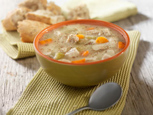 Hearty chicken and vegetable soup recipe WA Scene