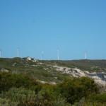 Great Ocean Drive Esperance Wind Farm WA Scene Western Australia