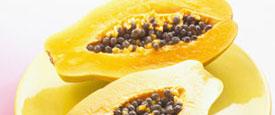 Papaya a Healthy Fruit Snack