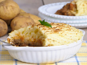 Shepherd's Pie Recipe WA Scene