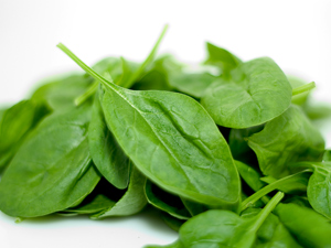 Foods to help boost the immune system spinach