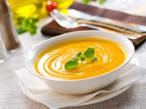 Healthy Butternut Pumpkin Soup