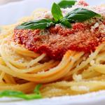 Spaghetti Napoletana