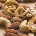 5 Meat-free sources of protein Nuts