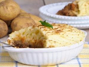 Shepherd's Pie Recipe WA Scene