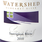 Watershed Senses Sauvignon Blanc 2010